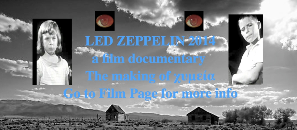 led zeppelin 2014 banner film BAIN