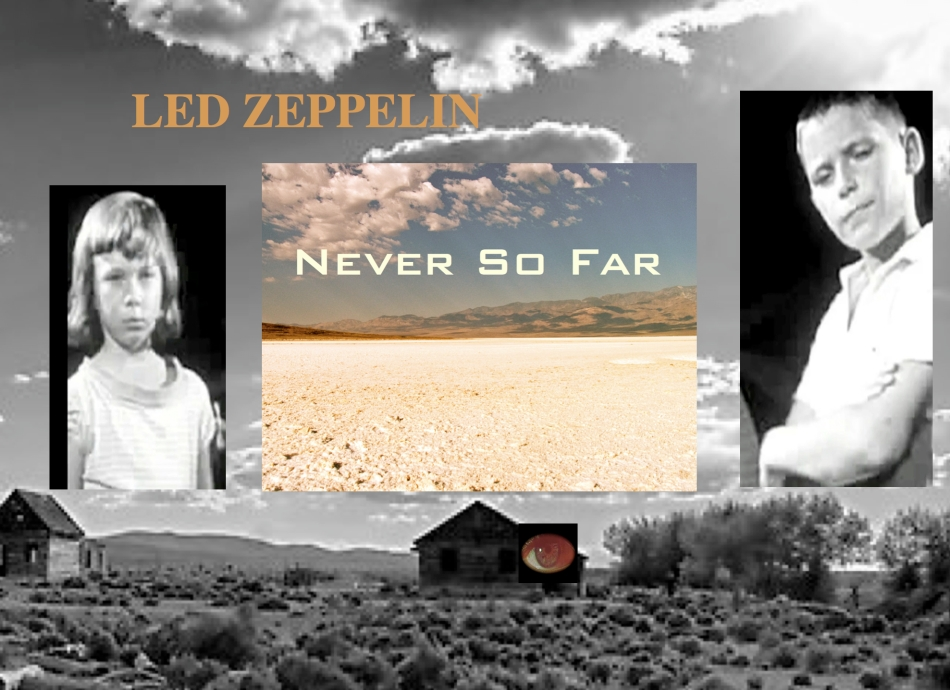 led zeppelin 2014 never so far copyright